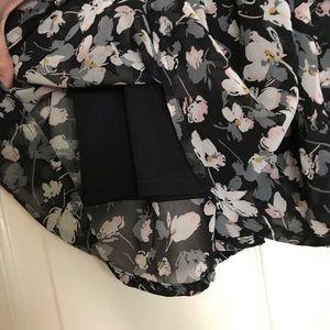 B Jewel Skirts - Flower print skirt